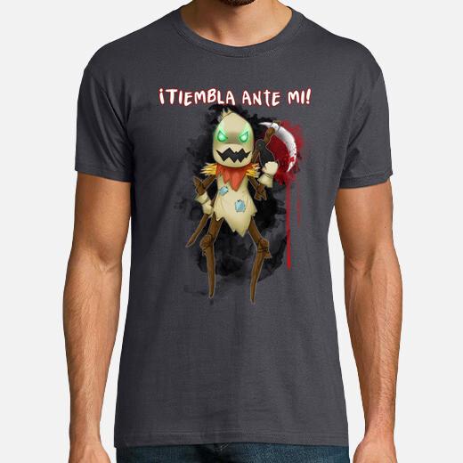 Camiseta Fiddlesticks - League of Legends