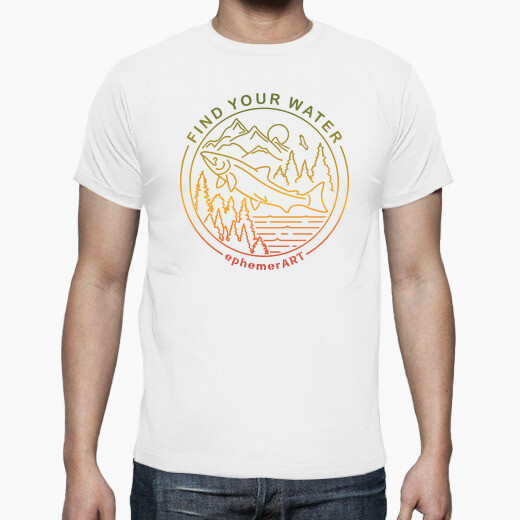 Camiseta FIND YOUR WATER