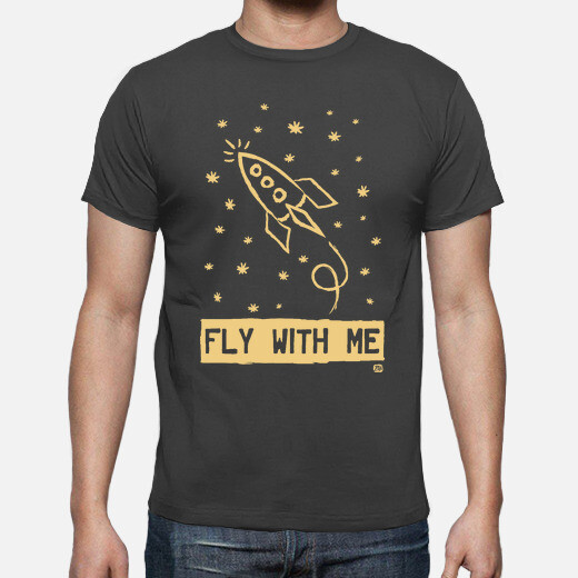 Camiseta FLY WITH ME