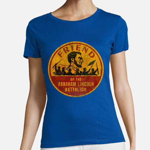 Camiseta Friend of the Abraham Lincoln...