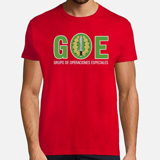 Camiseta GOE mod.2