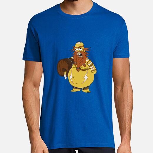 Camiseta Gragas Simpson