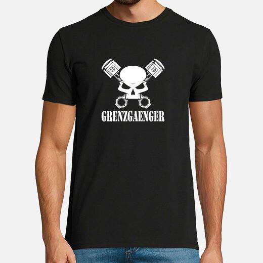 Camiseta Grenzgaenger