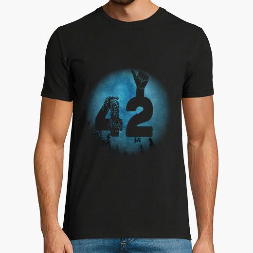 Camiseta Guía del autoestopista...