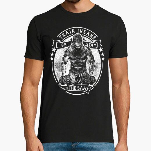 Camiseta Gym Retro Culturismo Fitness...