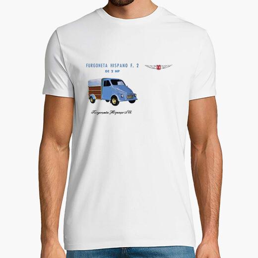 Camiseta Hispano Suiza furgo