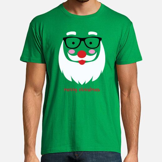 Camiseta Hombre, manga corta, verde...