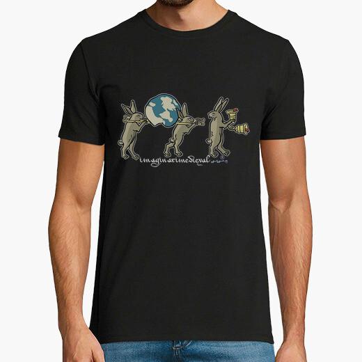 Camiseta Imaginario Medieval - Los Conejos...