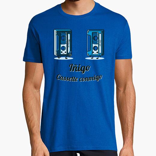 Camiseta Iñigo Cassette conmigo