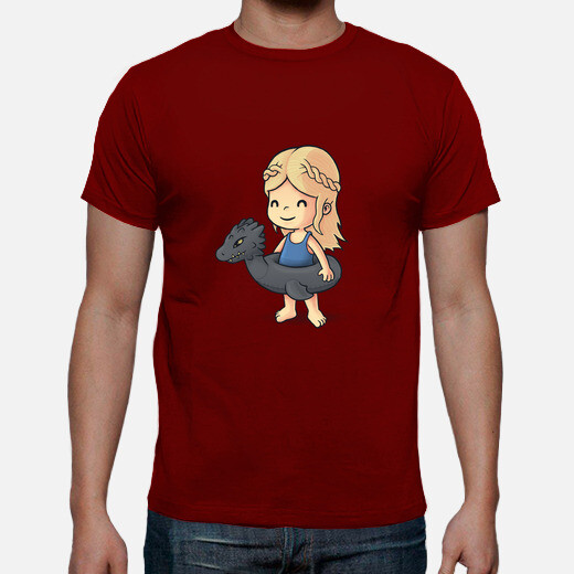Camiseta Khalessi is ready for summer
