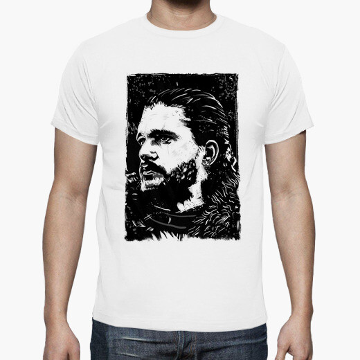 Camiseta king in the north
