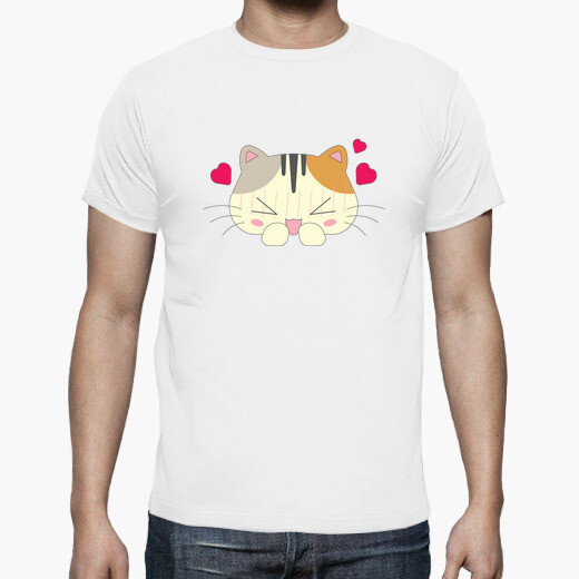 Camiseta Kitty inlove