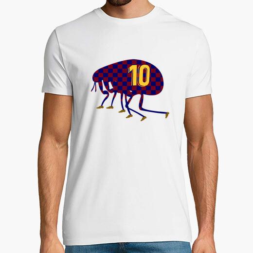 Camiseta La pulga Lionel Messi