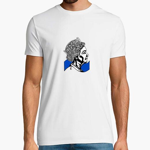 Camiseta la reina isabel ii