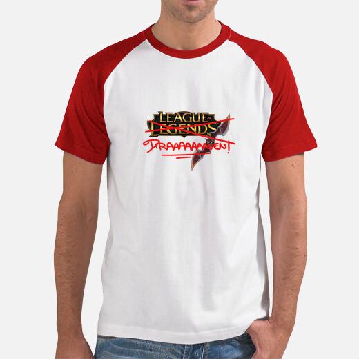 Camiseta League of Draven