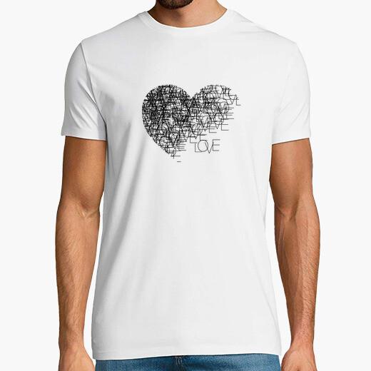 Camiseta Love P