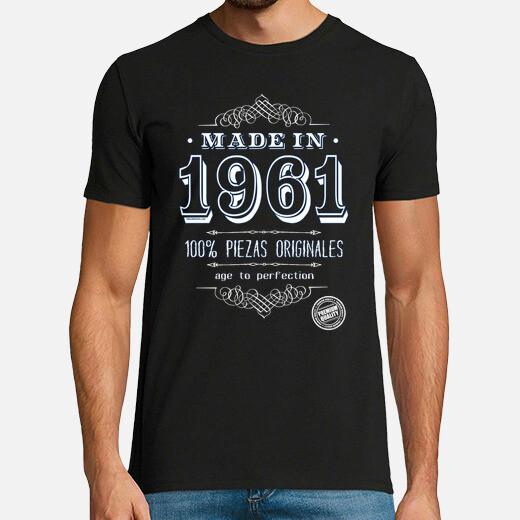 Camiseta Made in 1961