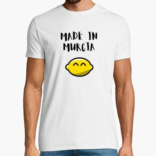Camiseta Made in Murcia Limón 1