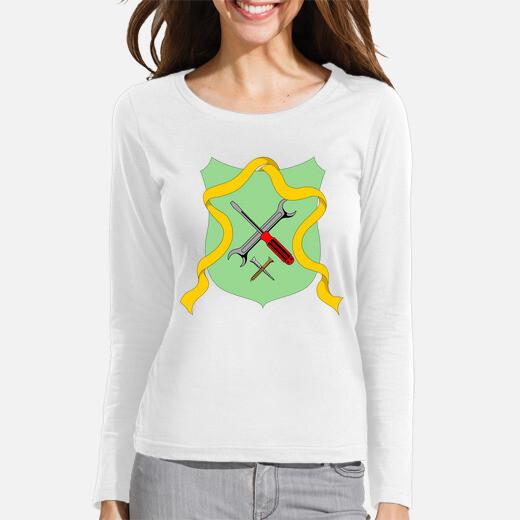 Camiseta manitas emblema viejo manitas...