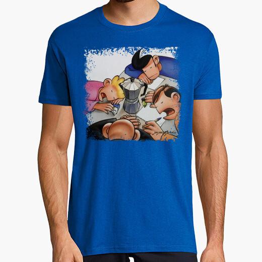Camiseta Mendrugos encafeinados
