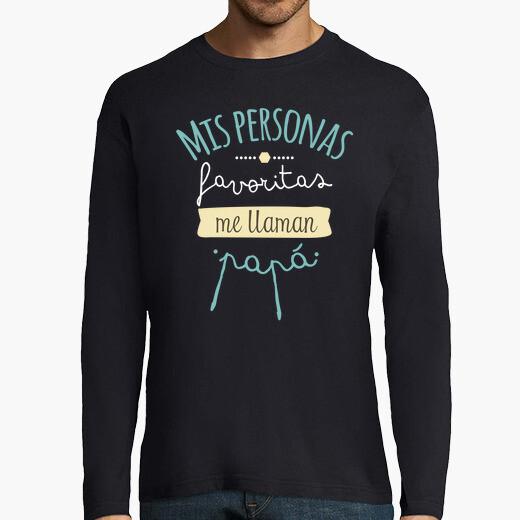 Camiseta Mis Personas Favoritas Me Llaman...