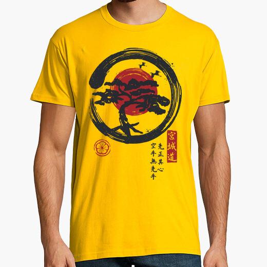 Camiseta Miyagi-Do Rules Enso