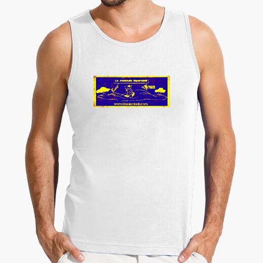 Camiseta Modelo LZ-5. Hombre.