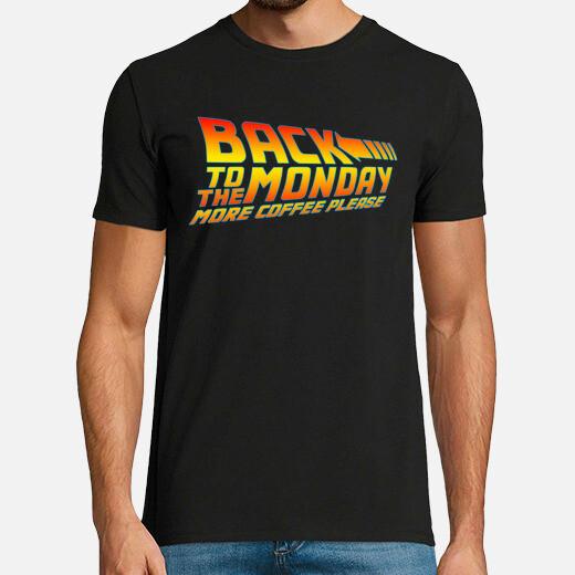 Camiseta More Coffee Please