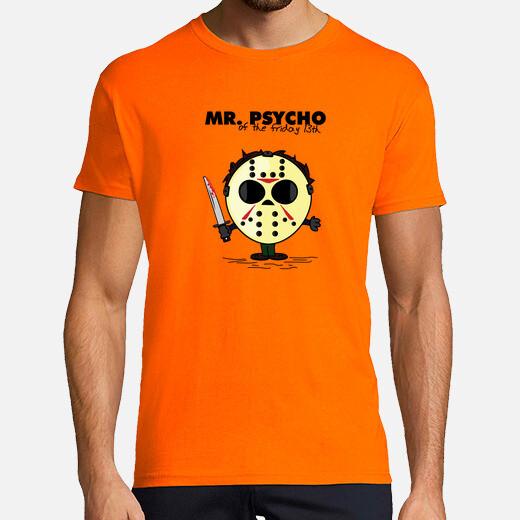 Camiseta mr. psicópata