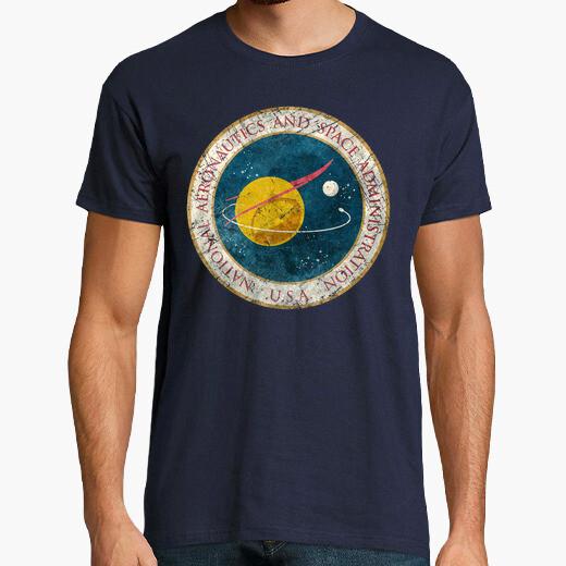 Camiseta NASA Vintage Seal