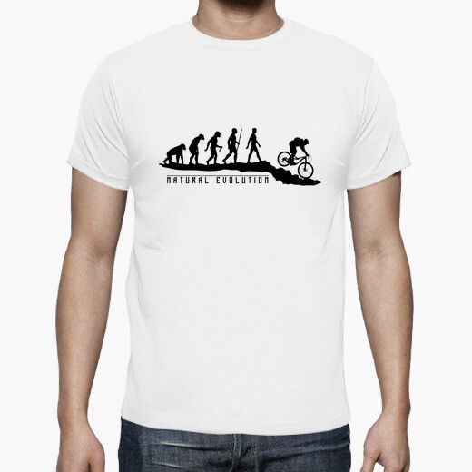 Camiseta Natural Evolution MTB