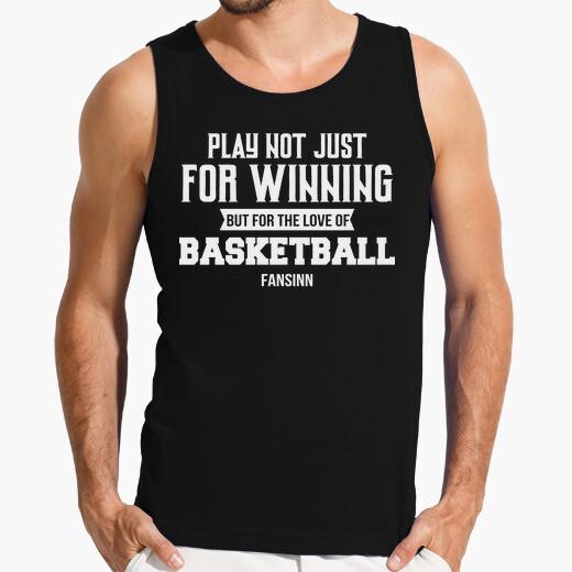 Camiseta no juegues para ganar