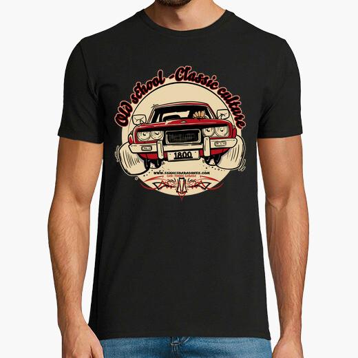 Camiseta OLD SCHOOL-CLASSIC CULTURE 124-1800