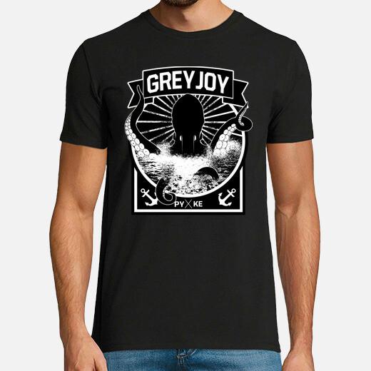 Camiseta Old School Greyjoy