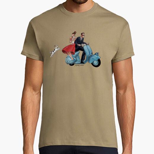Camiseta Persecución canina
