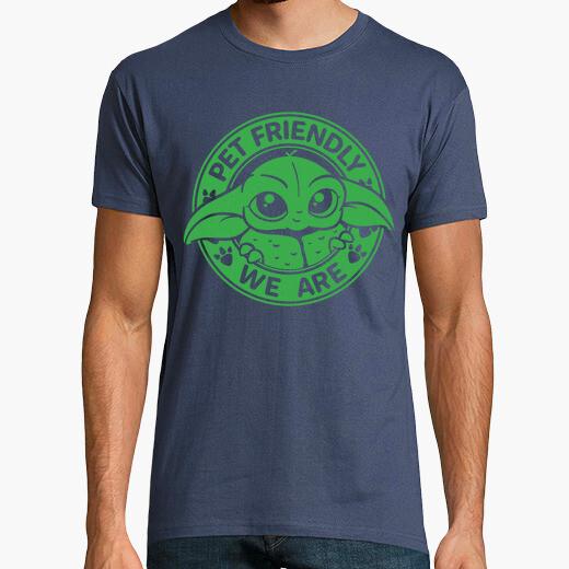 Camiseta Pet Friendly v2