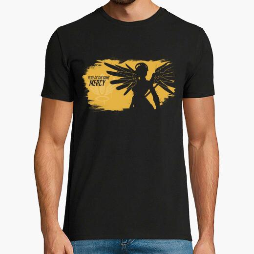Camiseta Play of the game Mercy