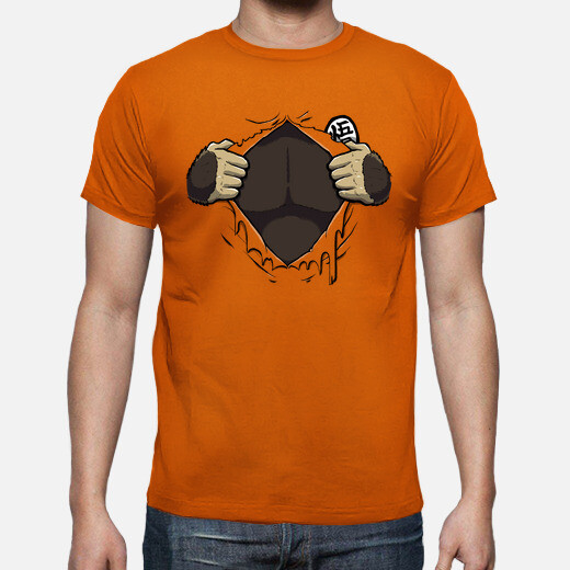 Camiseta Real Hero - Great Ape