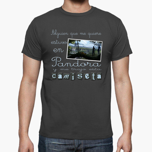 Camiseta Recuerdo de Pandora