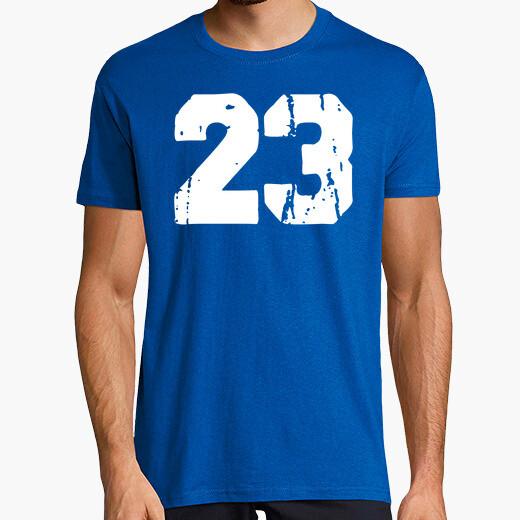Camiseta Retro 23