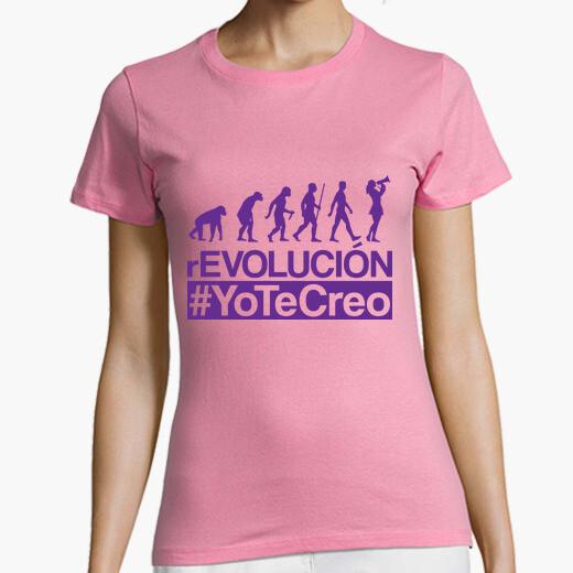 Camiseta rEVOLUCIÓN yotecreo