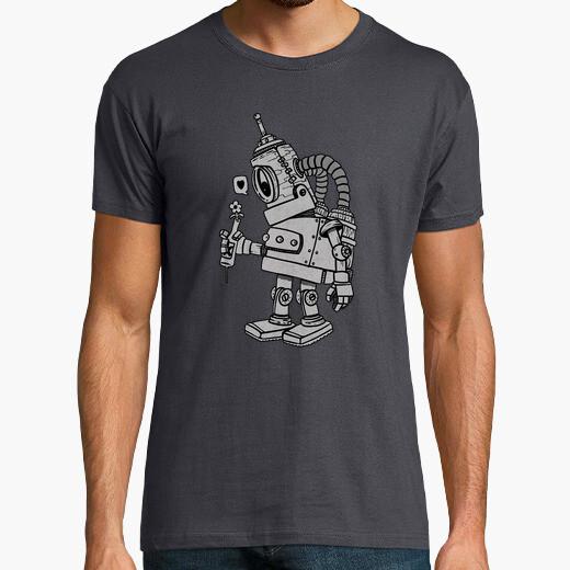 Camiseta Robot enamorado