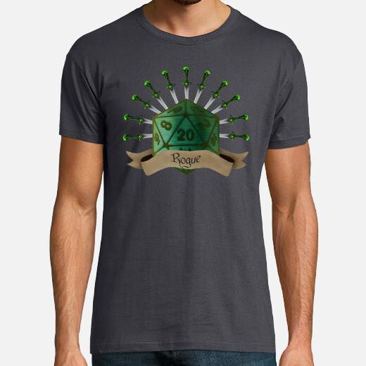 Camiseta Rogue - Pícaro