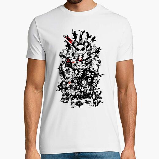 Camiseta Rorschach Movie