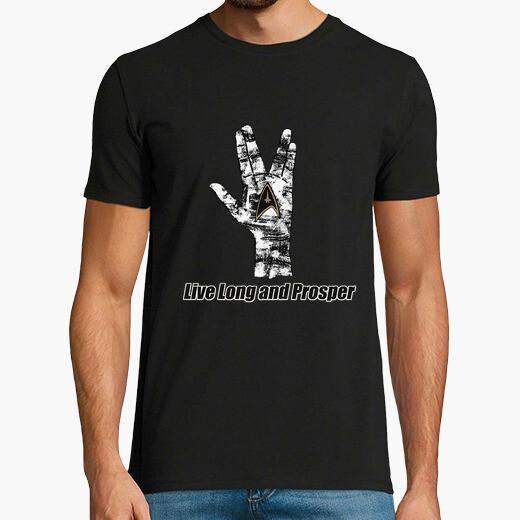 Camiseta SALUDO SPOCK