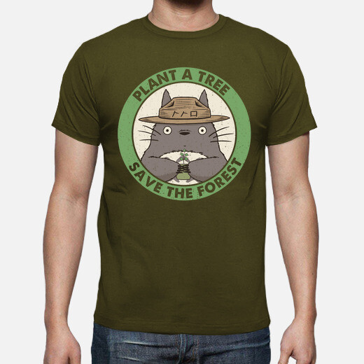 Camiseta Save the Forest
