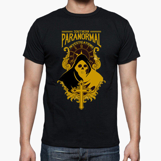 Camiseta Southern Paranormal Investigations