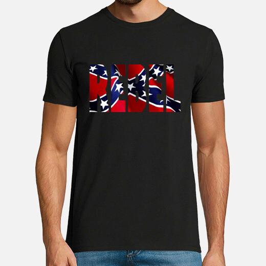 Camiseta Southern Rebel
