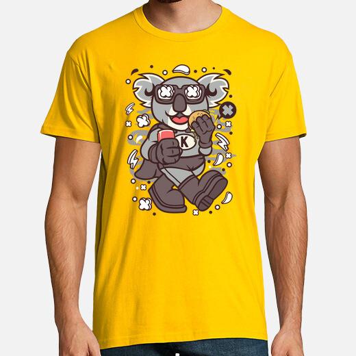 Camiseta Super Koala
