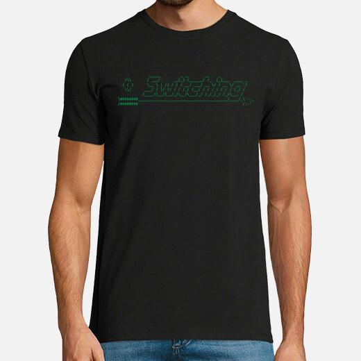 Camiseta Switching retro